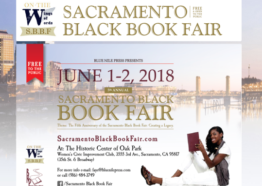 Sacramento Book Fair